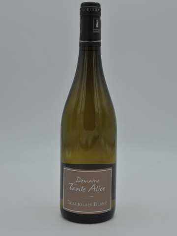 Beaujolais Blanc - Domaine Tante Alice