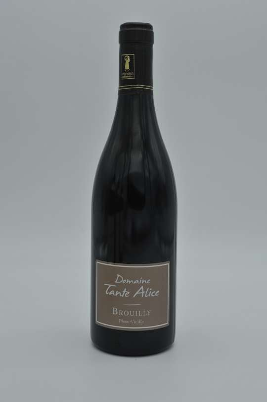 Brouilly Pisse Vieille - Tante Alice