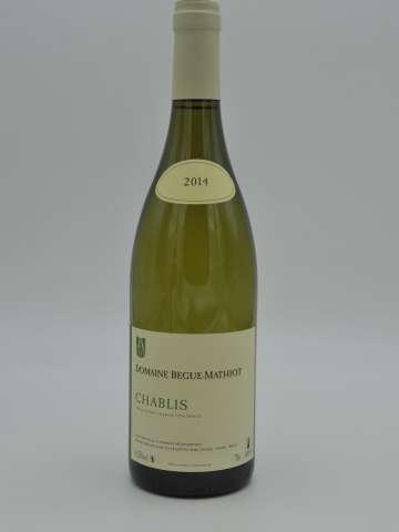 Chablis - Begue-Mathiot