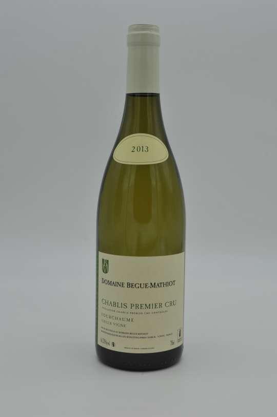 Chablis 1er Cru Fourchaume Vieilles Vignes - Begue-Mathiot