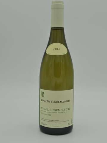 Chablis 1er Cru Vaucopin - Begue-Mathiot