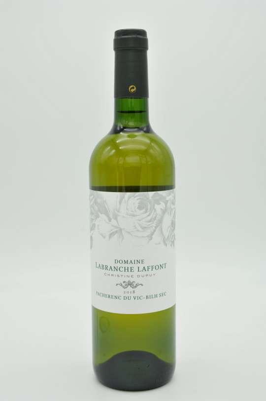 Labranche-Laffont-Pacherenc sec
